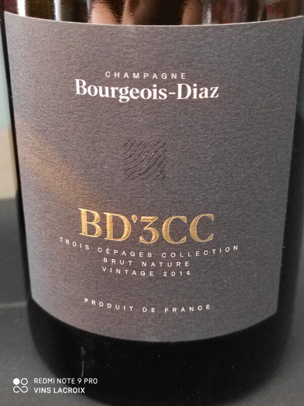 Bourgeois Diaz 3 CC