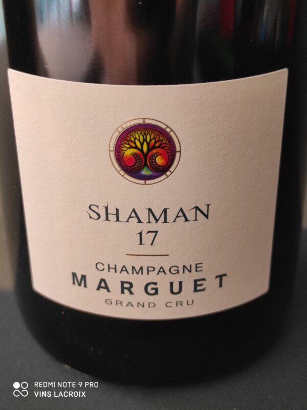 Shaman 17 marguet