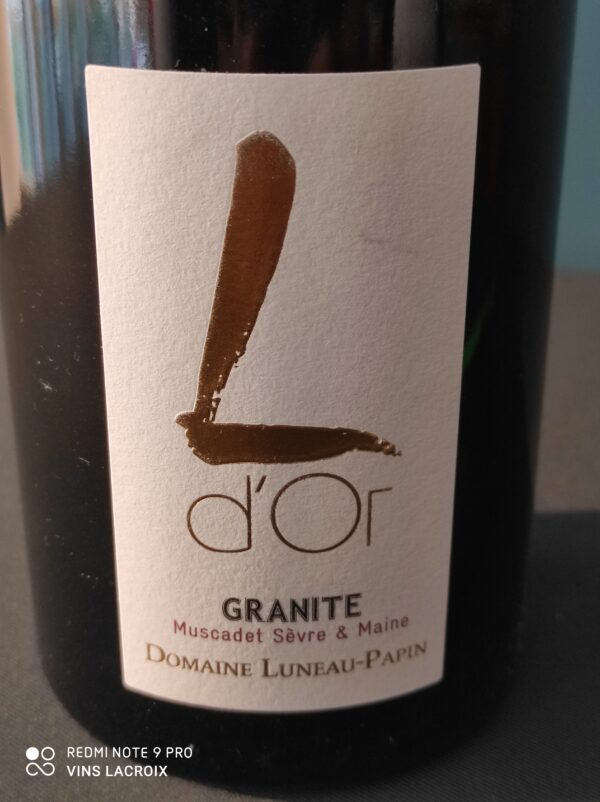 L d'or muscadet luneau papin