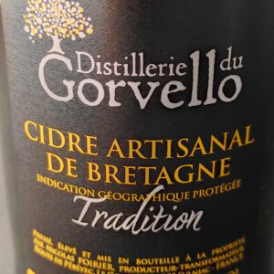 gorvello cidre tradition